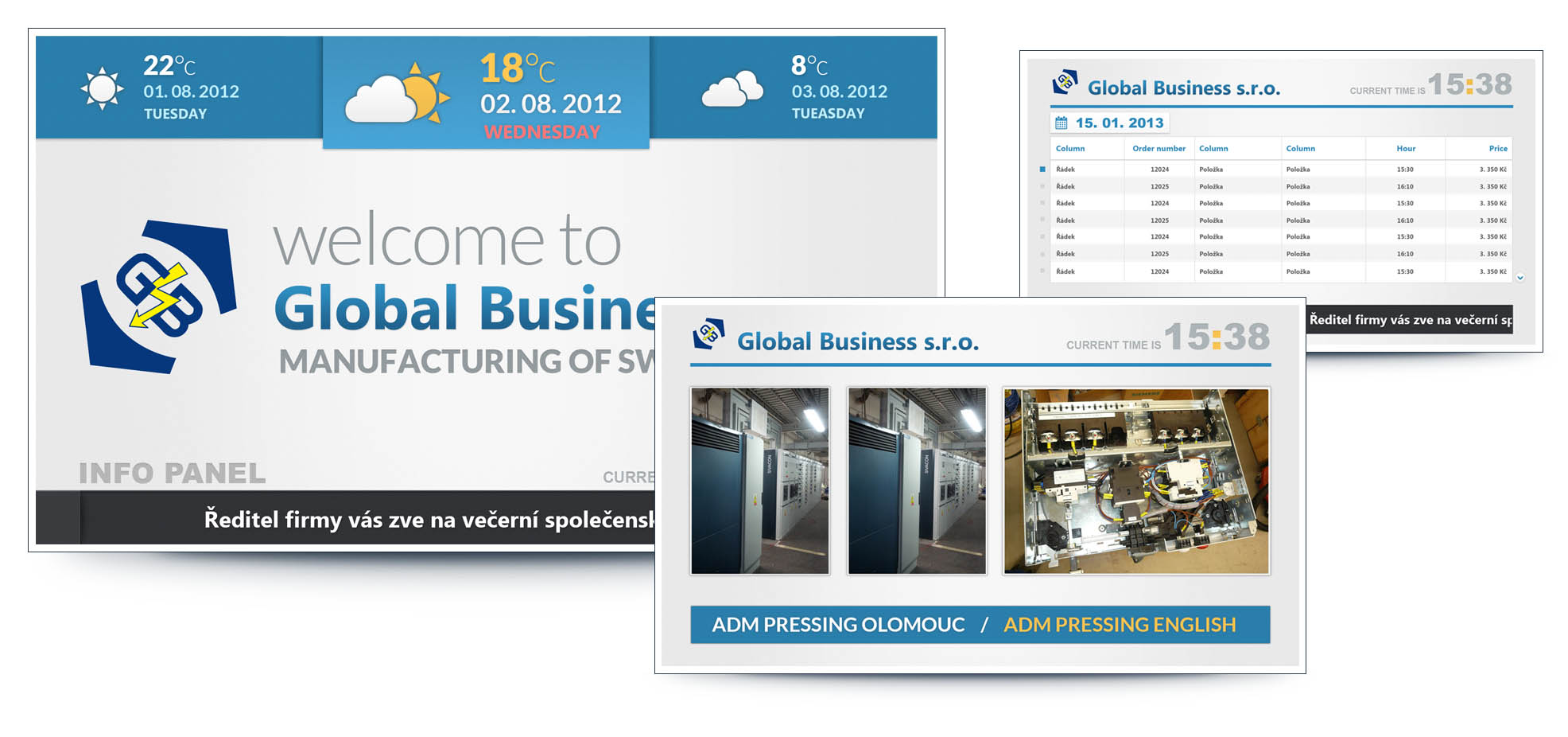 Global Business, s.r.o.